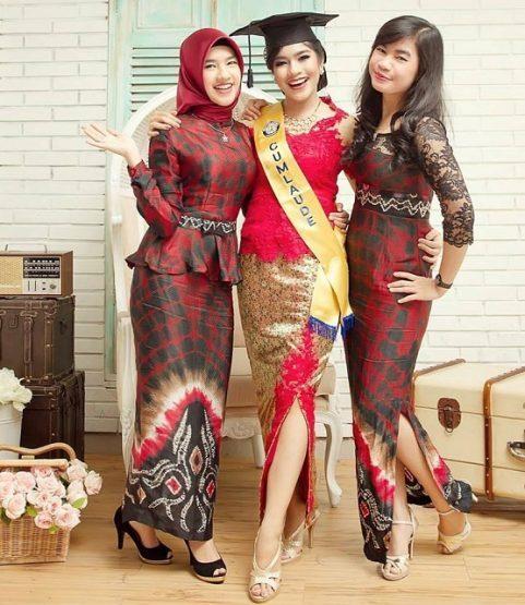 Tips Memilih Model Kebaya Modern Ragam Fashion