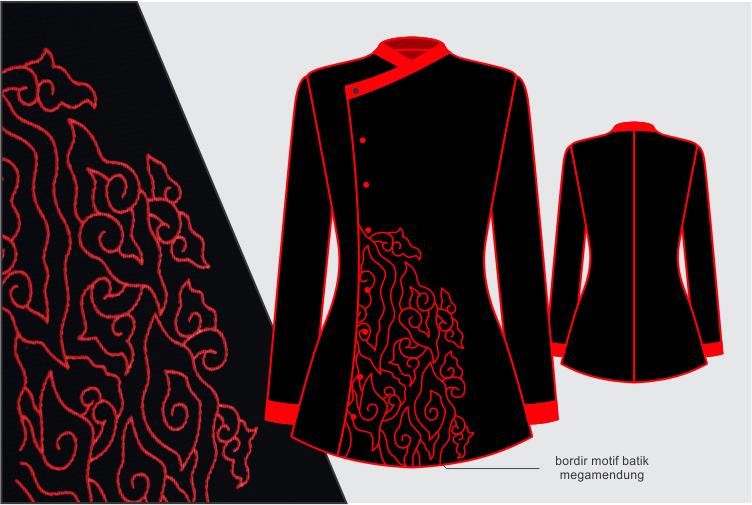 Desain Baju Terbaru untuk Wanita, Pria dan Remaja - Ragam