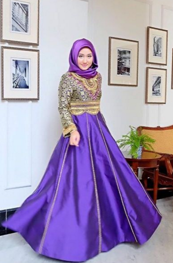 Model Gaun Pesta Modern Terbaru 2017 Ragam Fashion