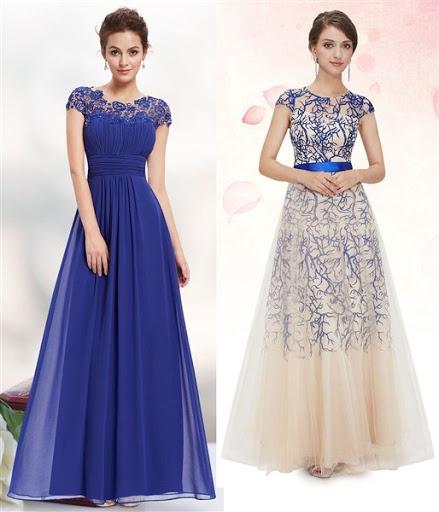 Model Gaun Pesta Modern Terbaru 2017 Ragam Fashion