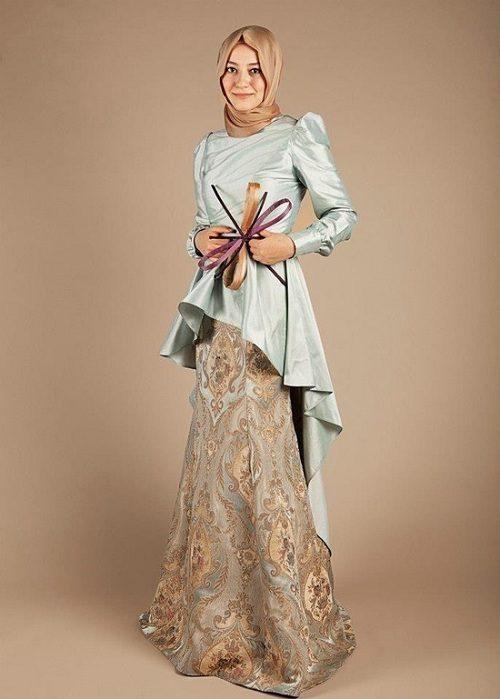 Kebaya Muslim Modern Terbaru 2017 Ragam Fashion