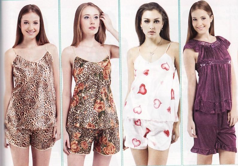 35 Inspirasi Model Baju Tidur yang Nyaman dan Stylish