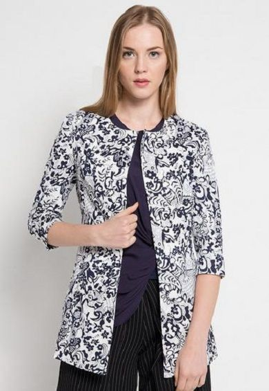 46 Model Blazer Wanita Dan Pria Modern Dan Modis Ragam Fashion