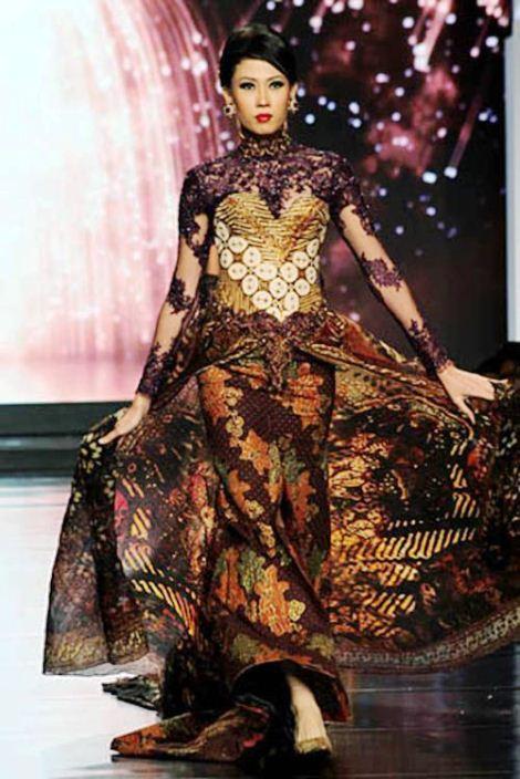 40 Model Dress Brokat Modern dan Elegan - Ragam Fashion 4b8777bef6
