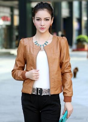 Model Jaket Kulit Wanita Terbaik dan Cara Perawatannya - Ragam Fashion 49b643e7ba