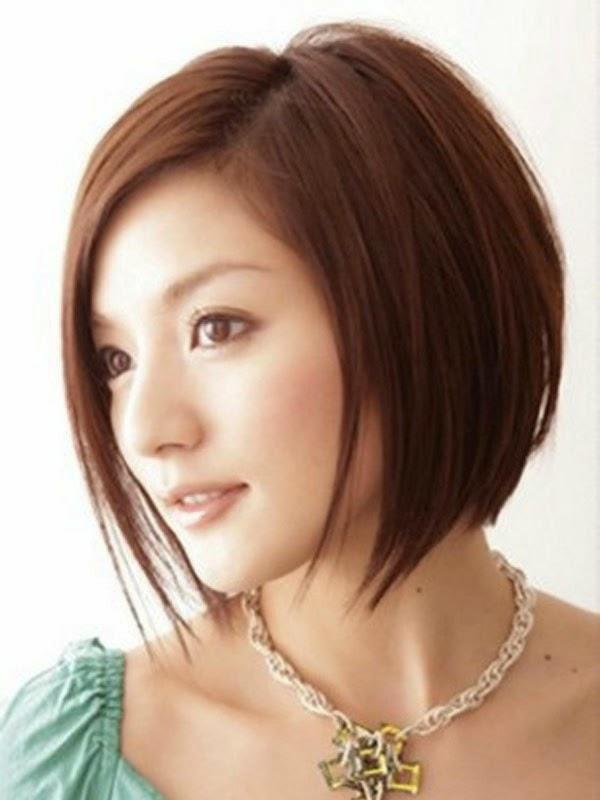 Berikut merupakan model rambut pendek yang sangat ideal untuk anda yang berambut  tipis. Potongan rambut bob pendek dengan memberikan layer yang cukup ... 6d11396e78