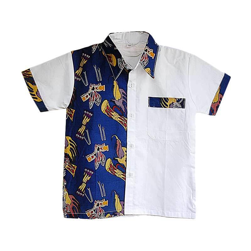 Kemeja Batik Untuk Bayi: Kreasikan Penampilan Anak Dengan Baju Batik