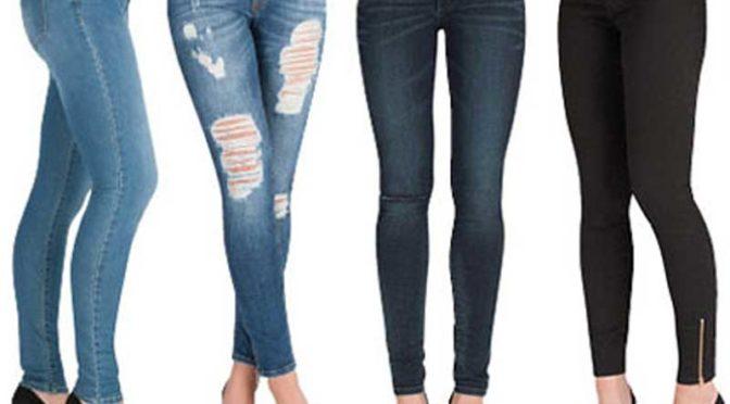Ragam Celana Jeans Pria dan Wanita