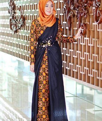 Desain Baju Batik Pesta Ini Bakal Bikin Kamu Hits Ragam Fashion